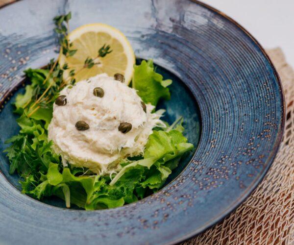 Fieret's vishandel salades en snacks vissalade