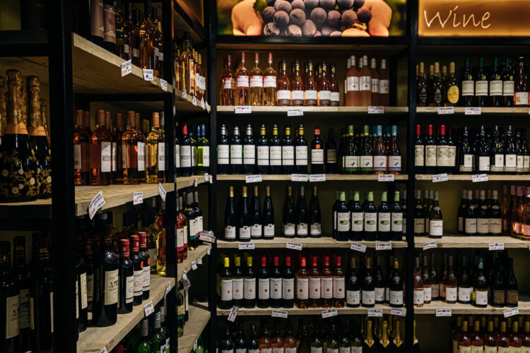 Fieret's vishandel kaai sluis wijn
